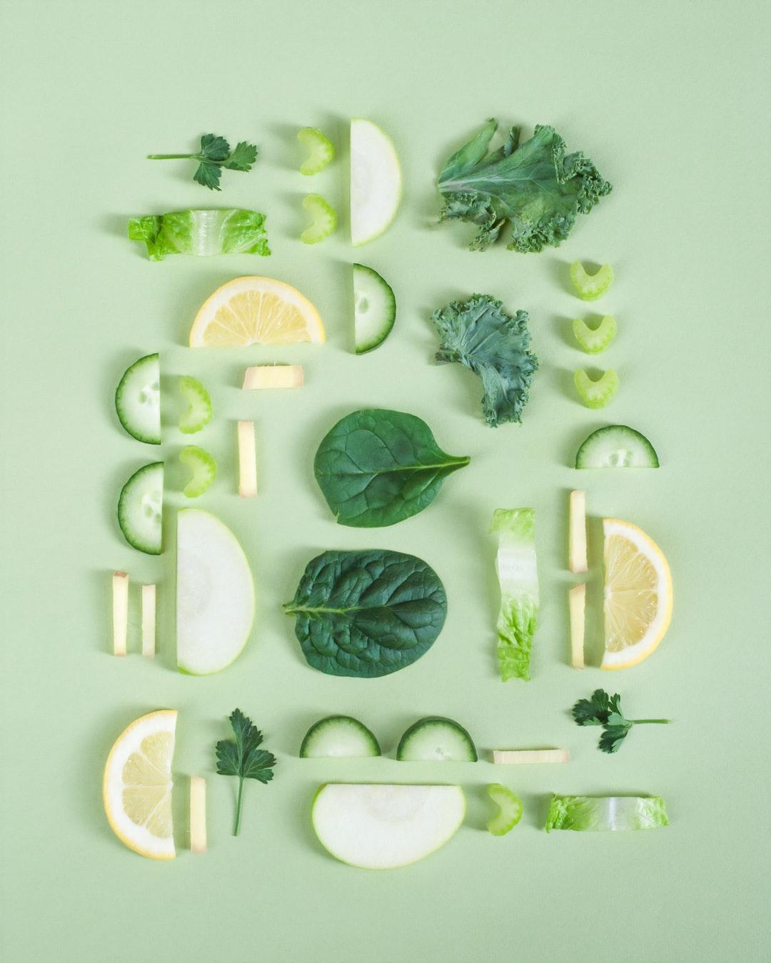 sundt grønt